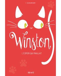 Winston - Tome 3 - Winston, l'espion qui miaulait