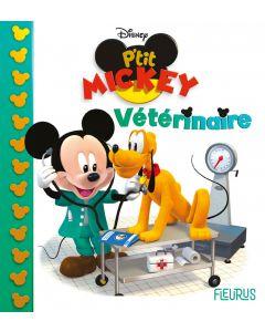 Mickey vétérinaire