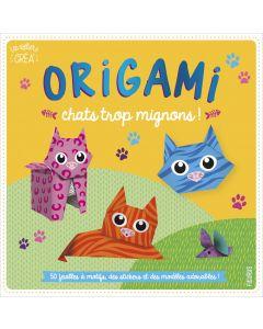 Origami - Chats trop mignons !