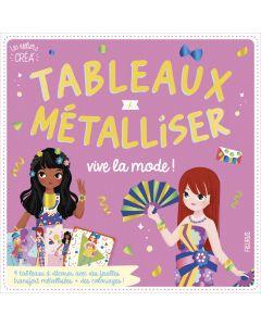 Tableaux à métalliser - Vive la mode !