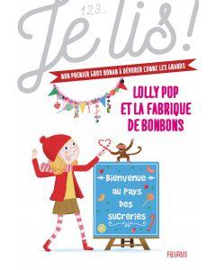 Lolly Pop - Tome 4 - Lolly Pop et la fabrique de bonbons