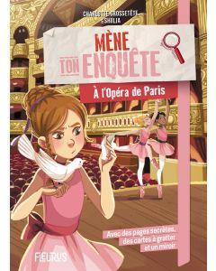 Mène ton enquête à l'Opéra de Paris