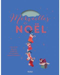 Merveilles de Noël - Les plus beaux contes et chants traditionnels (+CD)