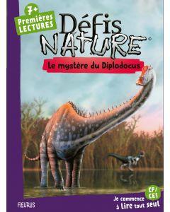 Défis nature - Premières lectures - Le mystère du Diplodocus