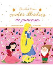 Les plus beaux contes illustrés de princesses