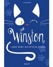 Winston - Tome 2 - Winston, l'agent secret aux pattes de velours