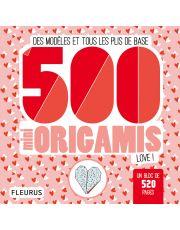 500 mini origamis - Love !