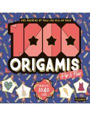 1000 origamis pop & fluo