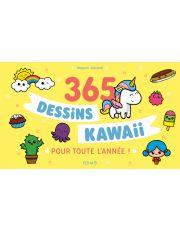 365 dessins Kawaii pour toute l'année