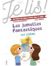 Les jumelles fantastiques - tome 3 - SOS sirène