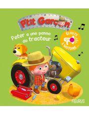 Peter a une panne de tracteur