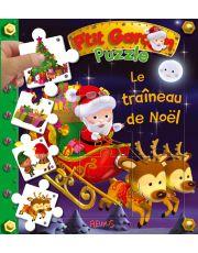 Le traineau de Noël