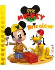Mickey bricoleur