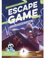 Escape Game Junior. La malédiction de la momie