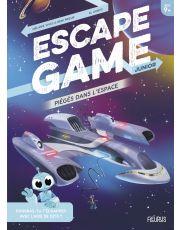 Escape Game Junior. Piégés dans l'espace