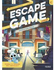 Escape Game Junior. Opération pizza