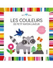 Les couleurs de Petit Raton laveur