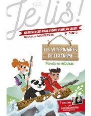 Les vétérinaires de l'extrême - Tome 1 - Panda en détresse