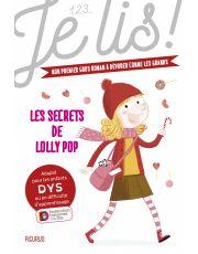 123 Dyslexie - Les secrets de Lolly Pop - Tome 1