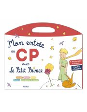 Mon entrée au CP avec le Petit Prince (pochette avec sous-main et feutre)