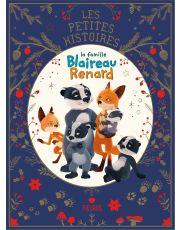 Les petites histoires - La famille Blaireau Renard