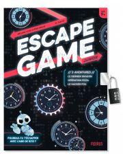 Escape Game Junior. 3 aventures (Le dernier dragon / Opération pizza / Le hacker fou)