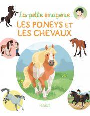 Les poneys et les chevaux