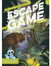 Escape Game Junior. Perdus dans la jungle