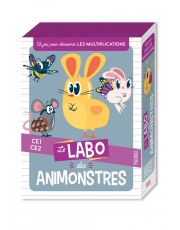 Le labo des animonstres (multiplications)
