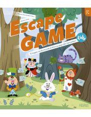 Escape Game Kids. Échappe-toi du monde d'Alice au pays des merveilles !