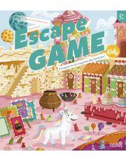 Escape Game Kids - Echappe-toi du royaume des bonbons !