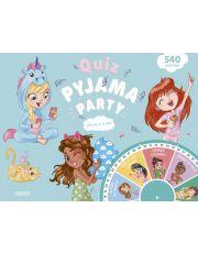 Quiz et défis pyjama party - NE