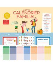 Le grand calendrier familial 2020-2021