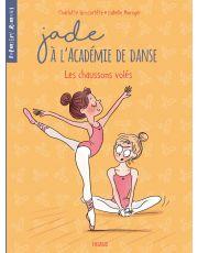 Jade à l'académie de danse - T4 - Les chaussons volés