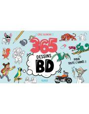 365 dessins BD pour toute l'année