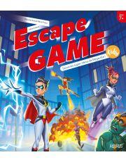 Escape Game Kids – Sauve les super-héros de Mégaville !