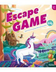 Escape Game Kids – Libère la licorne prisonnière de la sorcière !
