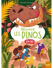 Découvre les dinosaures en BD