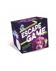 Escape Game Junior - Dans les griffes de la sorcière (coffret)