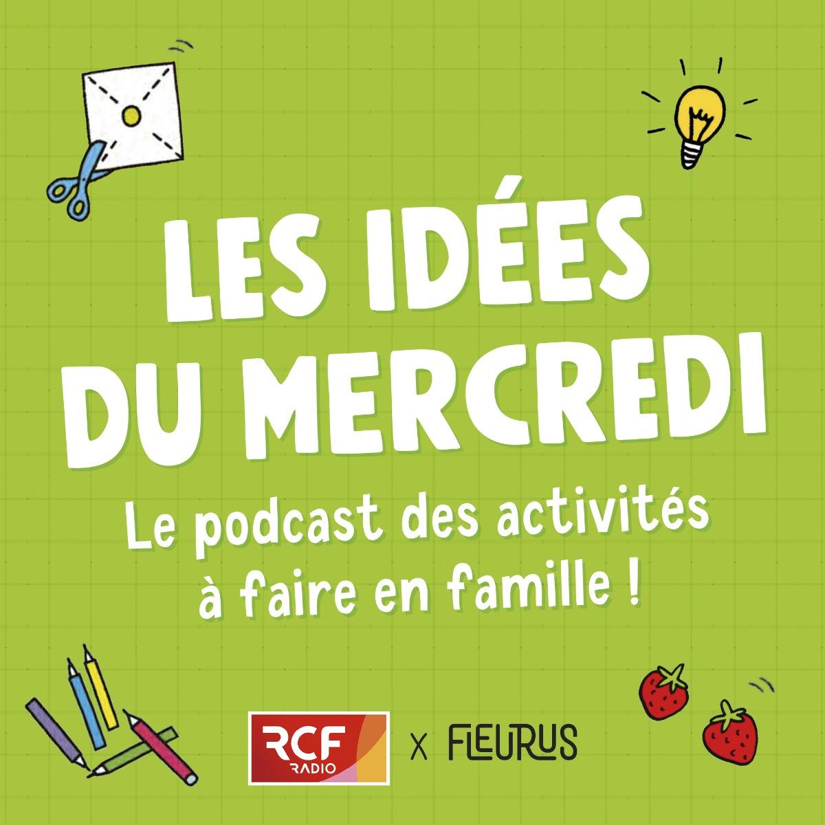 Logo podcast Les idées du mercredi